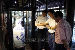 Thừa Thiên - Huế đưa bảo tàng trở thành điểm đến hấp dẫn - Bài 1: Phát huy giá trị kho hiện vật