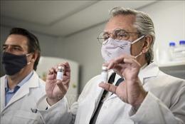 Dịch COVID-19: Tổng thống Argentina dương tính với virus SARS-CoV-2