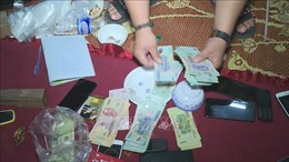 Công an Tiền Giang triệt xóa trên 164 tụ điểm tổ chức đánh bạc và đánh bạc