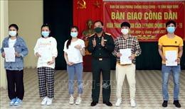 Nam Định đưa 144 công dân hoàn thành cách ly tập trungvề nơi cư trú