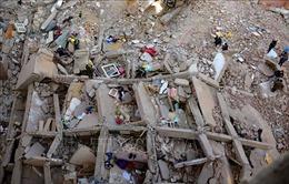 Sập nhà tại Thái Lan, ít nhất 4 người thiệt mạng