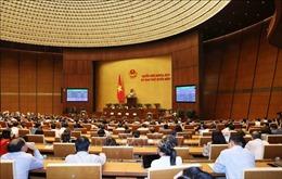 Thông qua Nghị quyết miễn nhiệm một số ủy viên Ủy ban Thường vụ Quốc hội