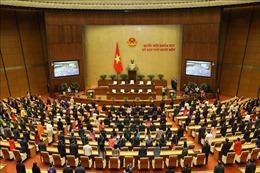 Nghị quyết về công tác nhiệm kỳ 2016 - 2021 của Quốc hội, Chủ tịch nước, Chính phủ