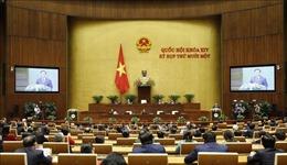 Hình ảnh phiên bế mạc Kỳ họp thứ 11, Quốc hội khóa XIV