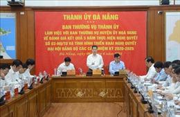 Xây dựng huyện Hòa Vang thành đô thị có bản sắc riêng