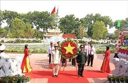 Khánh thành Đền thờ Liệt sỹ huyện Xuân Lộc, Đồng Nai