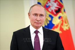 Tổng thống Nga V. Putin tiếp tục ủng hộ xây dựng quan hệ tốt đẹp với Mỹ