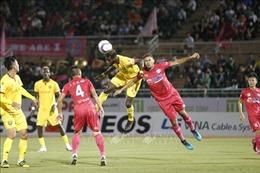 Đánh bại Hồng Lĩnh Hà Tĩnh,Sài Gòn FC thoát khỏi đáy bảng xếp hạng