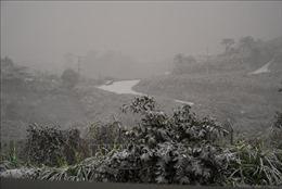 Quốc đảoSaint Vincent mất điện, nước sau khi núi lửa phun trào