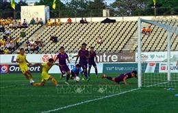 Sông Lam Nghệ An thắng Becamex Bình Dương với tỷ số 2-0