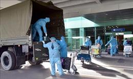 Sóc Trăng tiếp nhận và cách ly y tế 193 công dân Việt Nam về từ Đài Loan