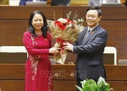 Nghị quyết miễn nhiệm, bầu một số chức danh lãnh đạo Nhà nước, Quốc hội, Chính phủ