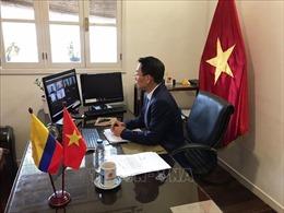 Việt Nam và Colombia tăng cường hợp tác kinh tế, thương mại