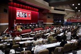 Cuba khai mạc Đại hội Đảng Cộng sản lần thứ VIII