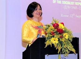Italy - Điểm đến du học ngày càng được ưa chuộng của sinh viên Việt Nam