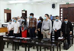 Xét xử vụ Gang thép Thái Nguyên: Vi phạm của các bị cáo khiến dự án chậm tiến độ