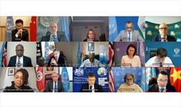 Thông qua hai nghị quyết về Libya, thảo luận về chống phổ biến vũ khí huỷ diệt hàng loạt