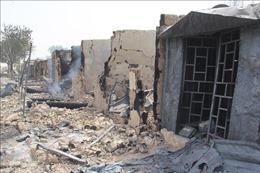 Đụng độ gây khó khăn cho các hoạt động nhân đạo tại Đông Bắc Nigeria