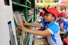 Thư viện lưu động - Hành trình đưa sách về nông thôn