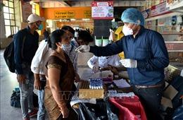 Ngày 19/4, Ấn Độ thêm trên 273.800 ca mắc COVID-19