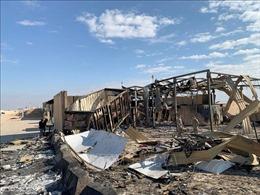 Căn cứ Mỹ tại Iraq lại trúng rocket