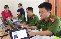 Khoảng 3 triệu người dân Hà Nội đã được làm thủ tục cấp căn cước công dân