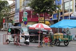 Campuchia triển khai 'chợ di động'phục vụ người dân bị phong tỏa
