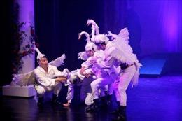 Sắp công diễn vở nhạc kịch 'Bầy chim thiên nga'
