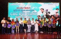 Trên 120 VĐV tham dự Giải Vô địch Bowling các đội mạnh quốc gia 2021