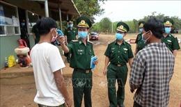 Tây Ninh: Quyết liệt phòng chống dịch COVID-19 trên tuyến biên giới