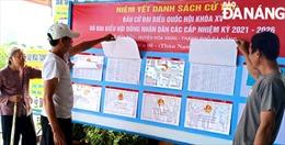 Kiểm tra công tác chuẩn bị bầu cử tại huyện Hòa Vang – Đà Nẵng
