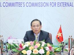 Tăng cường hơn nữa quan hệ đối tác chiến lược Việt Nam - Singapore