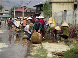 Khi nghị quyết đi vào lòng dân - Bài 1: Phá nhà, mở đường xây dựng nông thôn mới