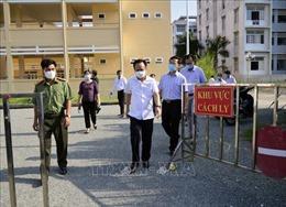 Nhiều trường hợp không đeo khẩu trang nơi công cộng bị xử phạt