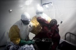 CHDC Congo tuyên bố dập được đợt dịch Ebola tái bùng phát