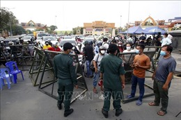 Campuchia ghi nhận thêm 938 ca mắc COVID-19 trong 24 giờ