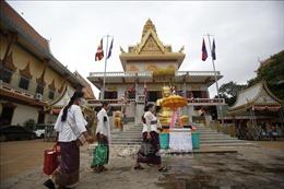 Campuchia công bố quyết định dỡ lệnh phong tỏa Phnom Penh, Ta Khmao