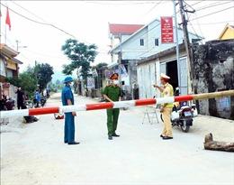 Thị xã Hoàng Mai (Nghệ An) giãn cách xã hội, 5 thôn bị phong tỏa