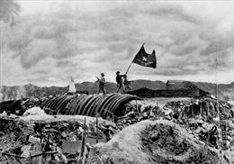 Nhiếp ảnh và Lá cờ Quyết chiến Quyết thắng ở mặt trận Điện Biên Phủ năm 1954