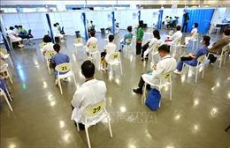 Hong Kong rút ngắn thời gian cách ly với người đã được tiêm vaccine