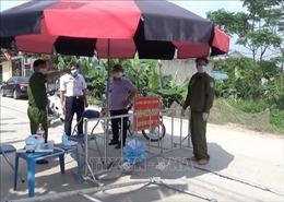 Hưng Yên: Huyện Khoái Châu khẩn cấp thực hiện phong tỏa và giãn cách để ứng phó dịch