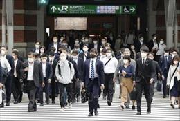 Số ca mắc mới tăng mạnh ở Tokyo và Osaka