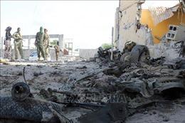 Đánh bom liều chết ở thủ đô củaSomalia, 9 người thiệt mạng