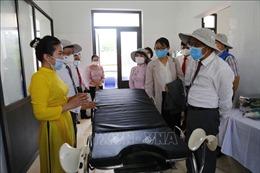 Khánh thành trạm y tế xã ở Tuyên Quang do Chính phủ Hàn Quốc tài trợ