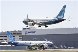 Boeing 737 MAX tiếp tục gặp lỗi, ảnh hưởng số lượng máy bay bàn giao tháng 4