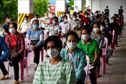 Campuchia ghi nhận 472 ca mắc mới COVID-19