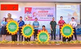Công nhân Thành phố Hồ Chí Minh hướng về ngày hội lớn