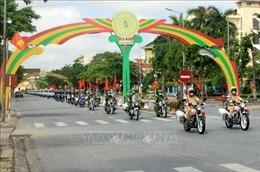 Thái Bình: Chủ động phương án phòng, chống dịch, bảo đảm an ninh, an toàn bầu cử