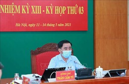 Cảnh cáo Bí thư Đảng ủy, Chủ tịch HĐQT Tổng Công ty Lương thực Miền Nam Võ Thanh Hà