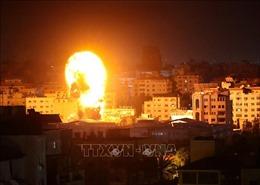 Xung đột Israel - Palestine:Israel pháo kích đáp trả vụ phóng rocket từ Liban